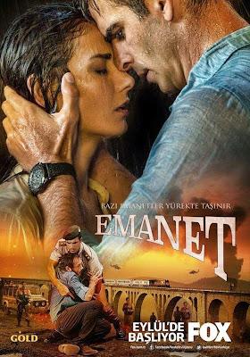 Legamantul ~ Emanet