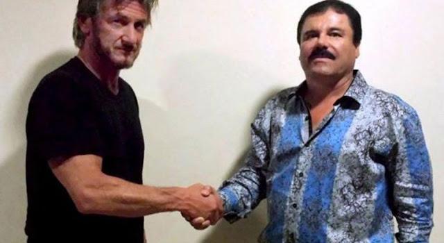 """Sean Penn tiene miedo y  manda carta diciendo """"Por la presente se notifica que habrá sangre en sus manos"""" y responsabiliza a Netlix si algo le pasa"""