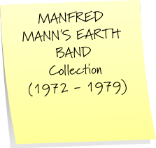 MANFRED MANN S EARTH BAND