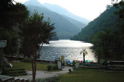 Renuka Lake, Nahan