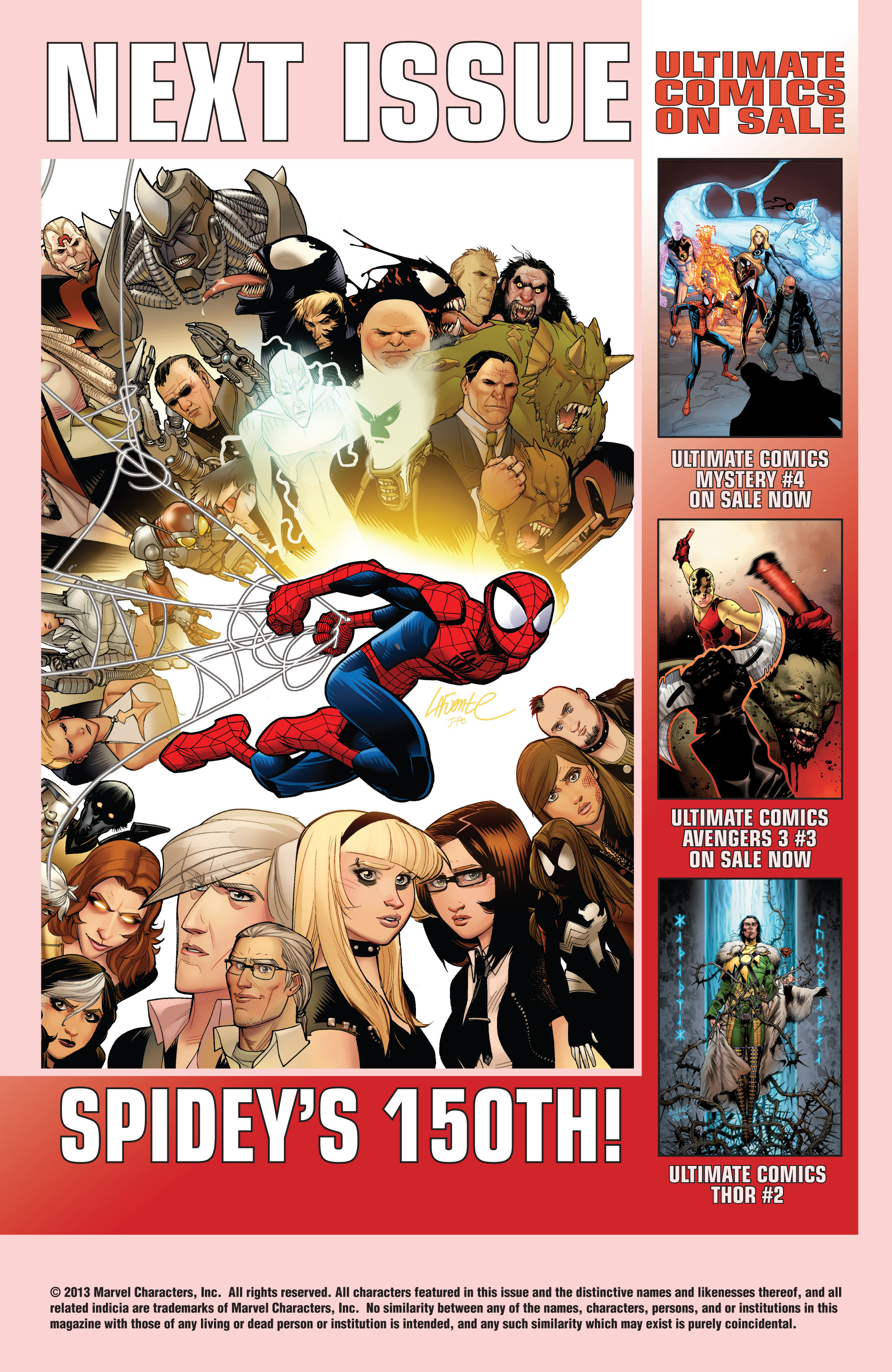 Read online Ultimate Spider-Man (2009) comic -  Issue #15 - 23