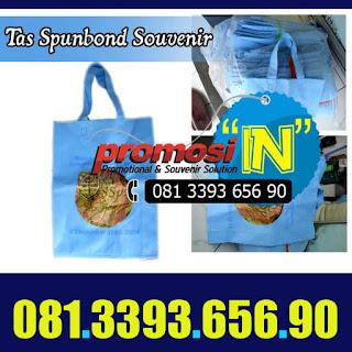 Pesan Tas Souvenir Gathering Custom Sablon Surabaya
