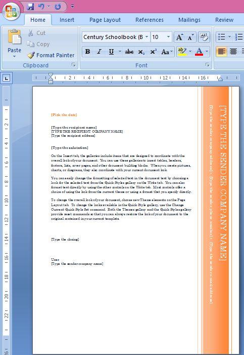 Cara Membuat Surat Resmi Di Ms Word Khusus Untuk Pemula