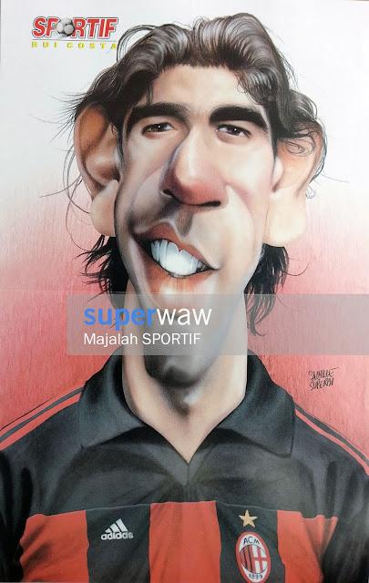 Rui Manuel Costa (AC Milan 2000)