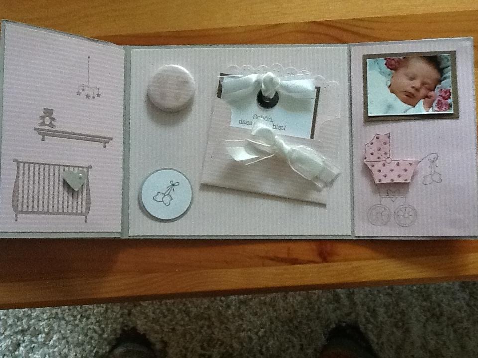 kreativ am wald babyalbum. Black Bedroom Furniture Sets. Home Design Ideas