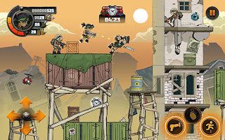 Download Metal Soldiers 2 V1.0.2  MOD Apk