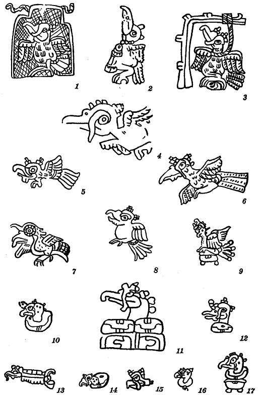 American Indians History and Photographs Mayan Animal