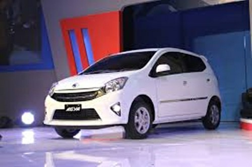 Harga Mobil Toyota Agya Baru Dan Bekas