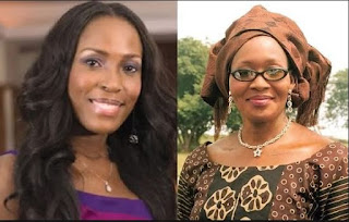 Kemi Olunloyo Shakes Another Table With Linda Ikeji Still On It