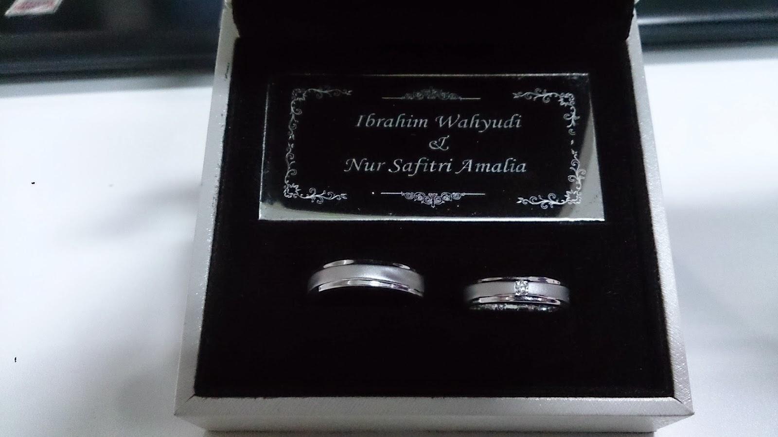 New Journey of Fitri&Baim: Review : Wedding Ring ORORI