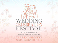 Wedding Celebration Festival 2017 Digelar 24-26 Nov 2017 di JCC