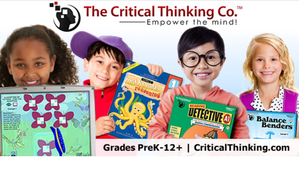 criticalthinking.com coupon The critical thinking co homeschool-bloggers-network-ad-400x400 15% off  any size order at criticalthinkingcom use coupon code: hbn615.