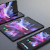 Samsung's foldable Galaxy F smartphone gets rendered in 3D