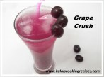 Homemade EasyGrape Crush