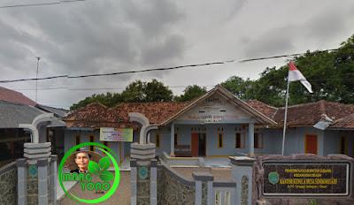 Kantor Desa Sindangsari, Kecamatan Cikaum, Kabupaten Subang, Jawa Barat