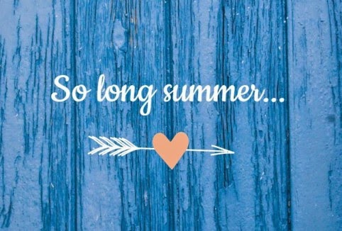 So Long Summer