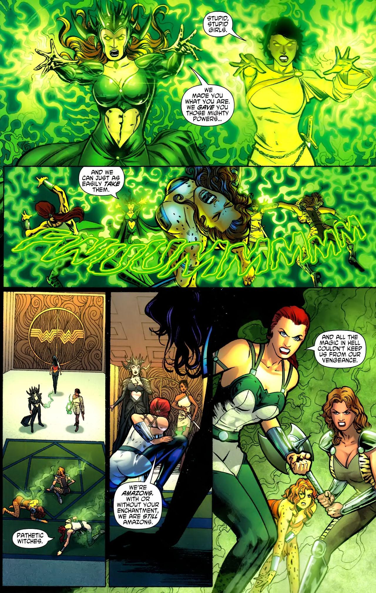 Read online Wonder Woman (2006) comic -  Issue #611 - 9