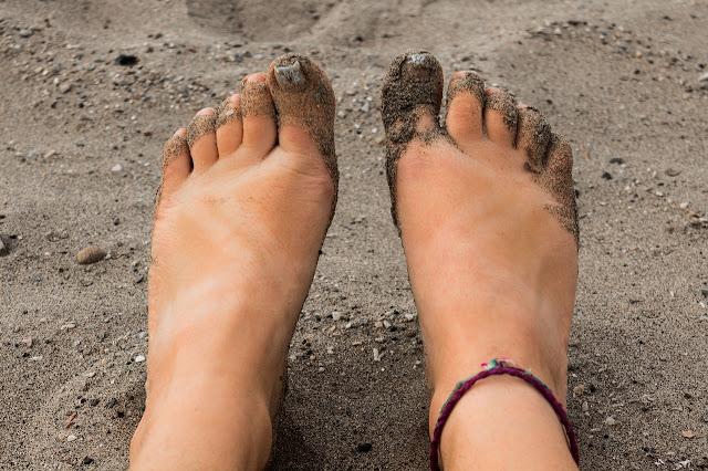Przygotuj stopy na lato z Aquaselin Podology   OCEANIC .