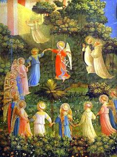 Fra Angelico, jugement dernier, école catholique Tours nord, Toussaint