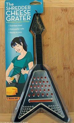 Lustige Küchenreibe für Frauen - Arbeitsgerät Frau in der Küche