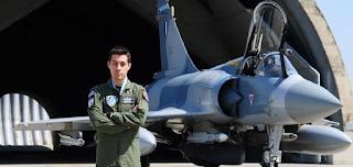 Αυτός είναι ο Ελληνας «Best Warrior» πιλότος του ΝΑΤΟ- Σε ποιο σημείο της Ελλάδας είναι «διαφορετική» η πτήση