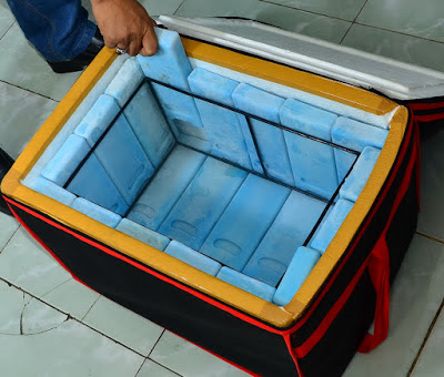 Jenis & Fungsi Ice Pack