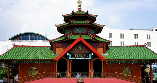 6 The Most Wonderful Shrine In Indonesia