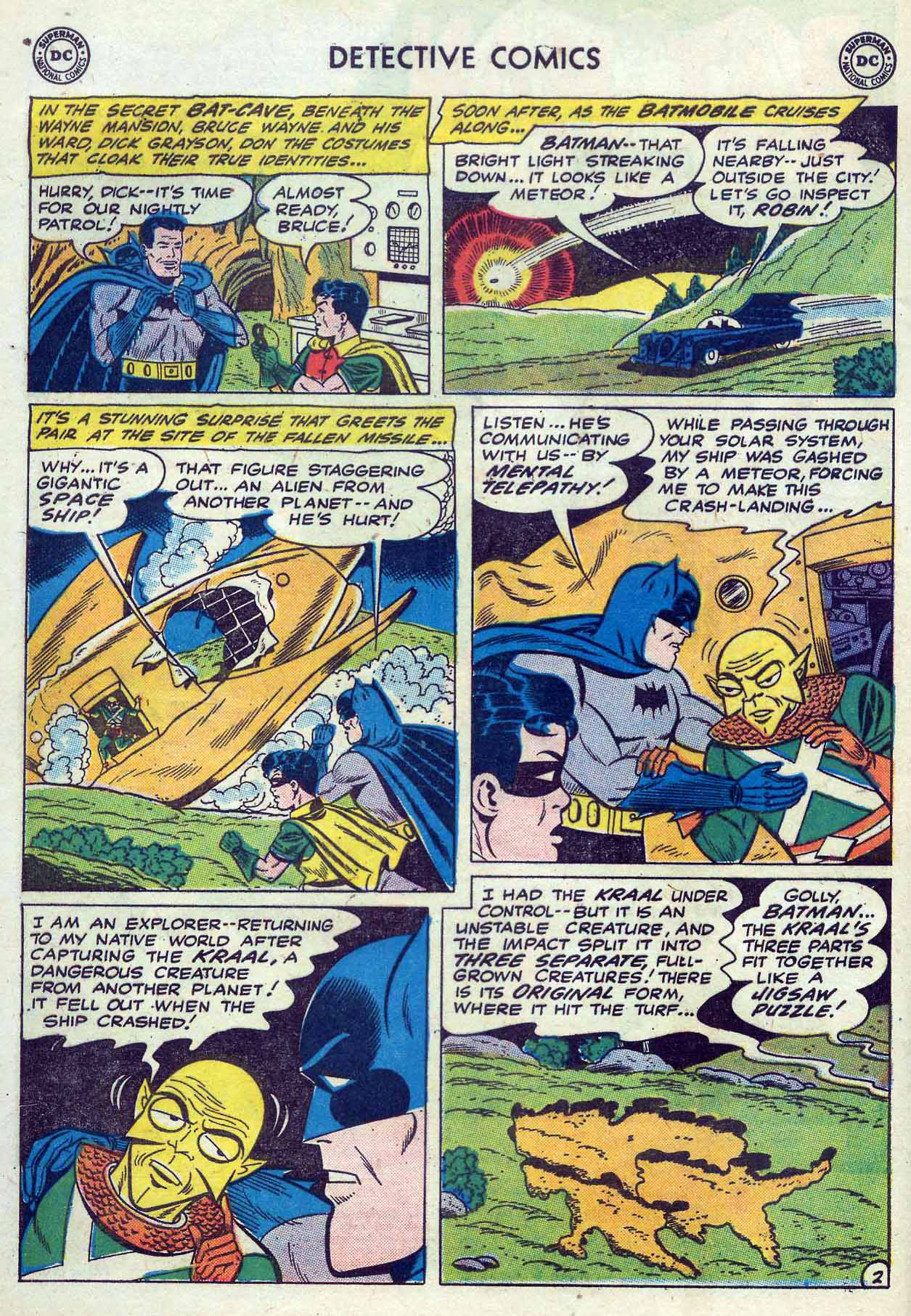 Detective Comics (1937) 277 Page 3