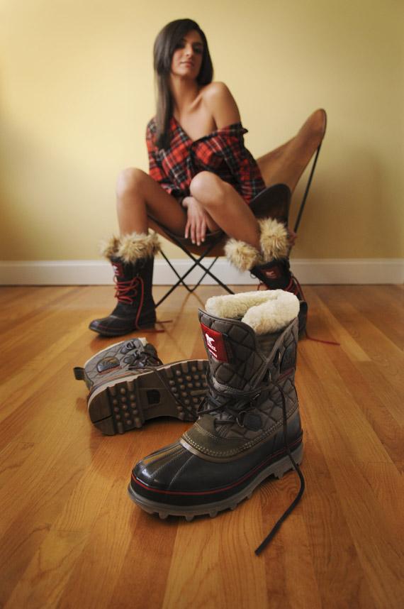 Fashion For Linda Sorel Boots