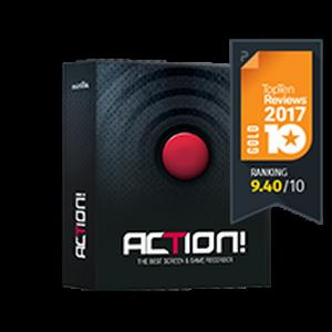 Download Mirillis - Action! v3.9.5 Full version