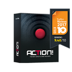 Mirillis - Action! Full version