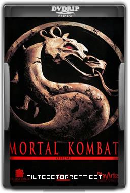 Mortal Kombat Torrent DVDRip Dual Áudio 1995