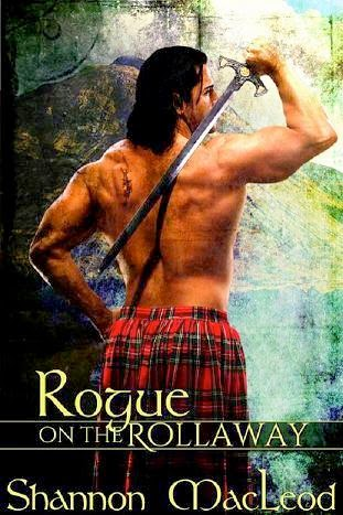 http://www.amazon.com/Rogue-Rollaway-Shannon-Macleod-ebook/dp/B00IGFX5BM/ref=la_B00AXSEMOE_1_3?s=books&ie=UTF8&qid=1423729271&sr=1-3