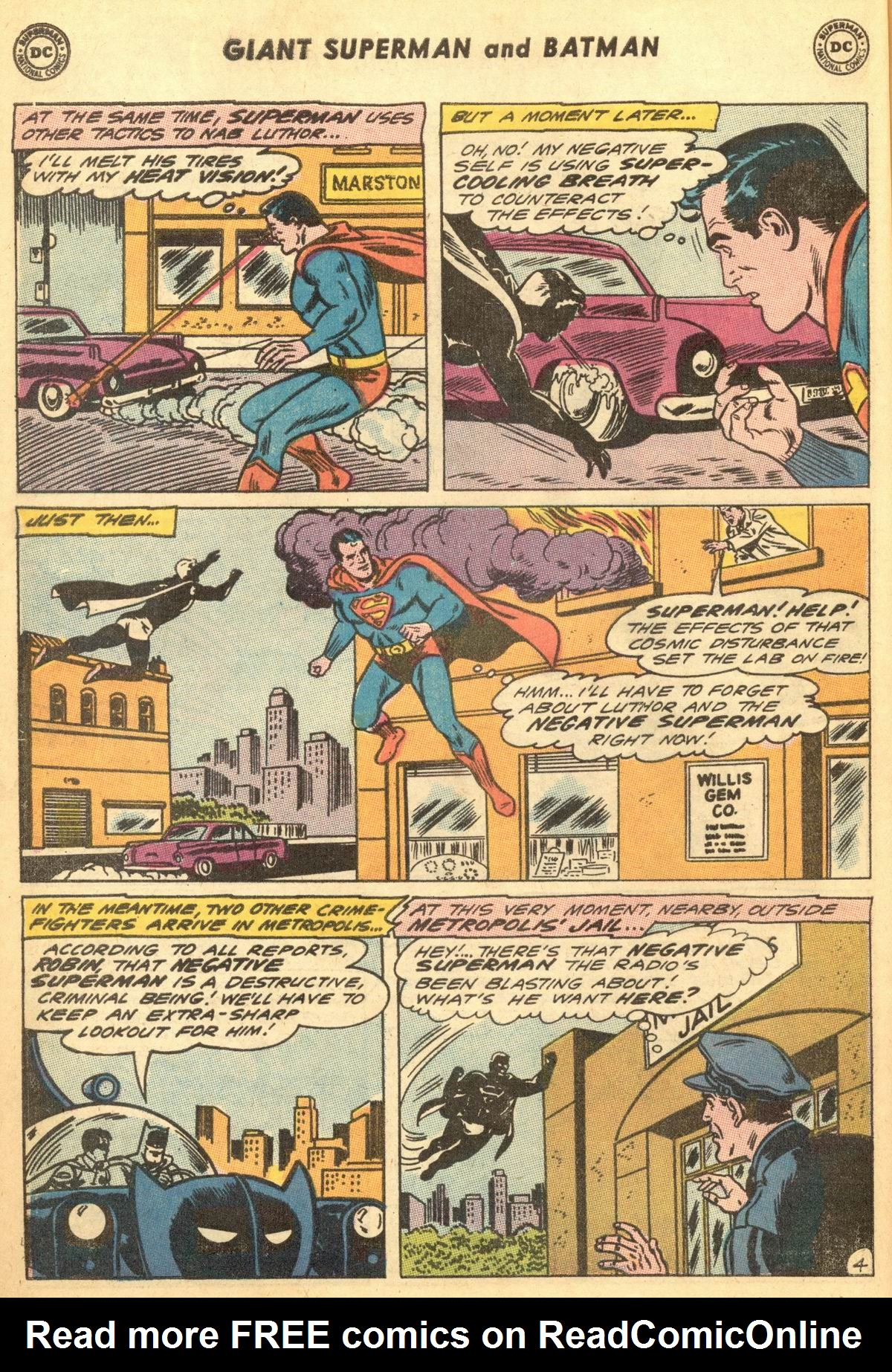 Read online World's Finest Comics comic -  Issue #188 - 32