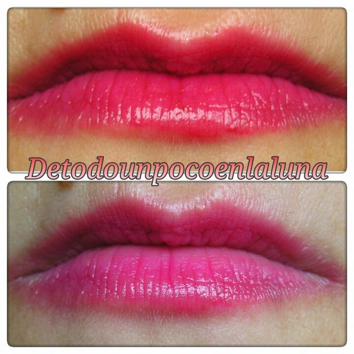 Swatch power pout mua
