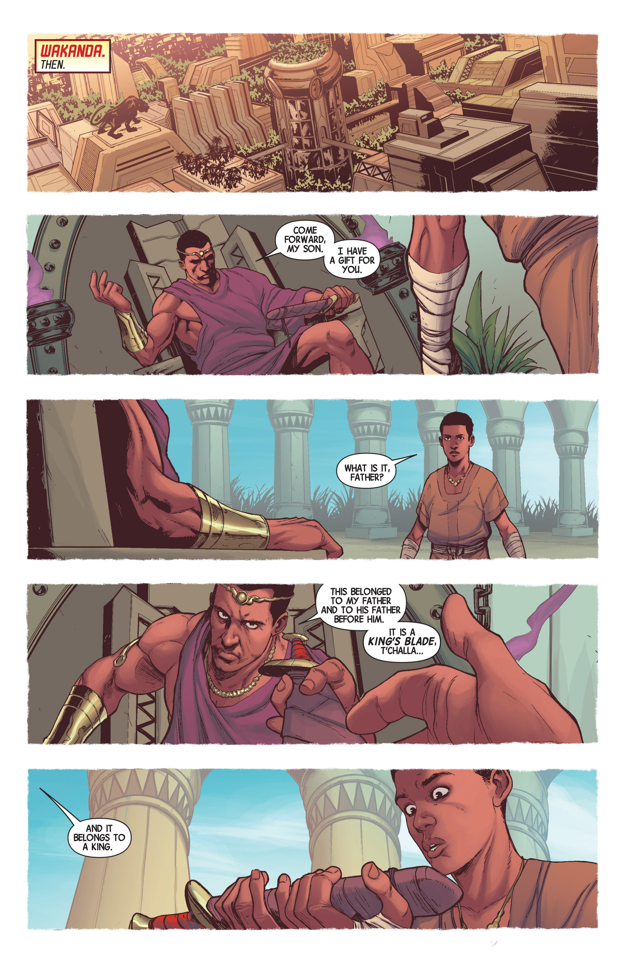 Read online Avengers (2013) comic -  Issue #40 - 5