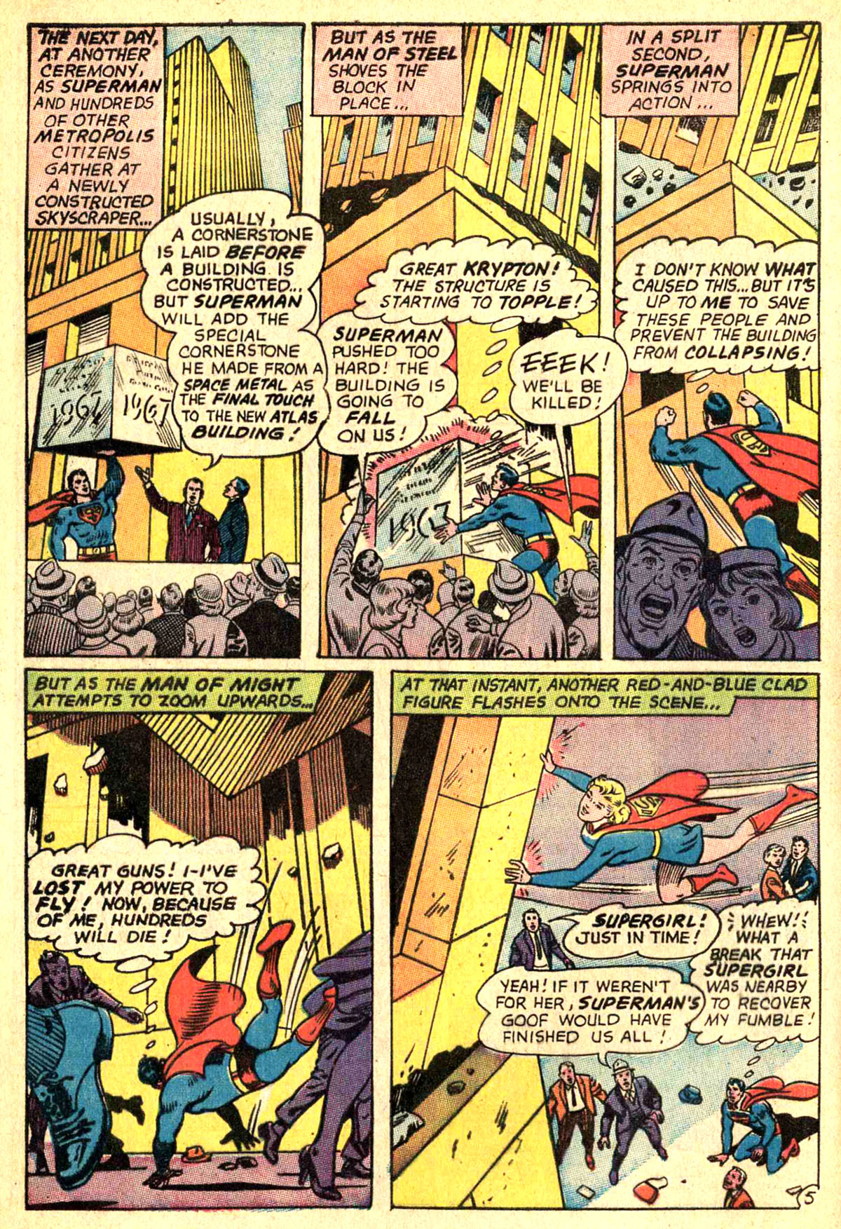 Read online World's Finest Comics comic -  Issue #169 - 8