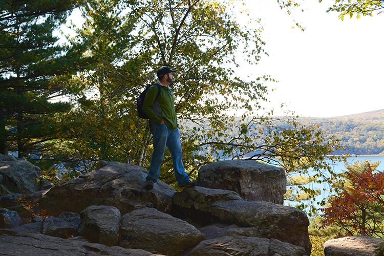 Hiking Devil's Lake State Park | My Darling Days