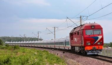 Travel in Talgo from Berlin to Minsk