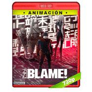 Blame! (2017) WEBRip 720p Audio Dual Latino-Ingles