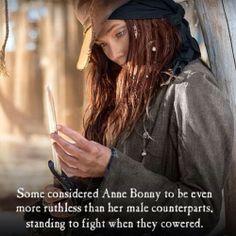 Clara Paget: Anne Bonny