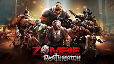 Download Game Android Gratis Zombie Deathmatch apk + obb
