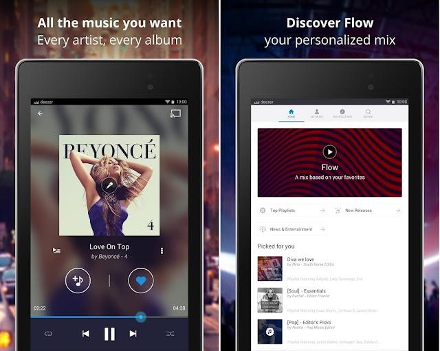 download Deezer Music Premium Apk Gratis