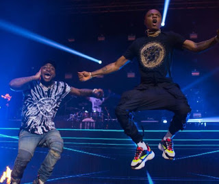 New Beef Alert? Wizkid And Davido Start Again As Stars Failed To See Dubai