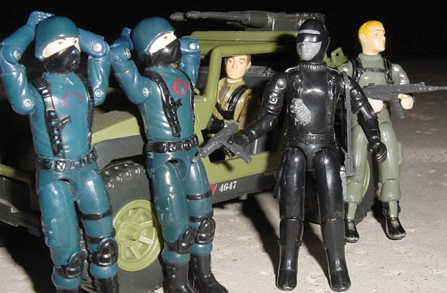 Action Force Stalker, Snake Eyes, European Exclusive, Palitoy, 1982 VAmP, 1983 Steeler, Cobra Trooper, Short Fuse