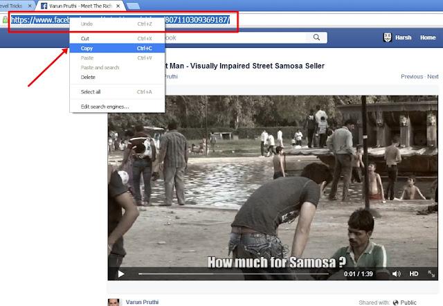 Cara Mendownload Video di Facebook Online