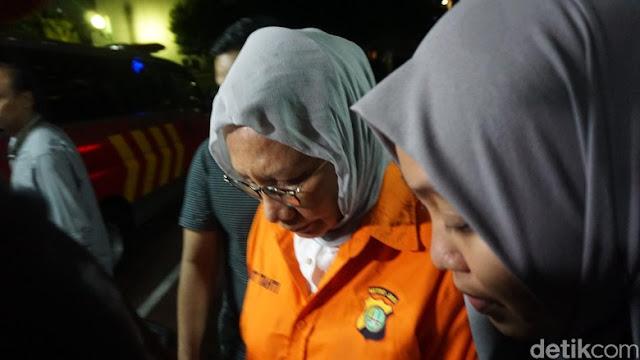 Ratna Sarumpaet Resmi Ditahan