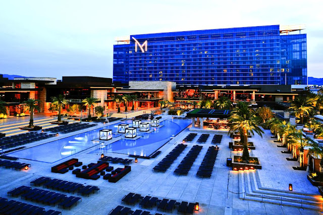 The M Resort Spa Casino Las Vegas offers 390 rooms including resort rooms and suites in a variety of configurations to give you a choice of how you would like to spend your stay.