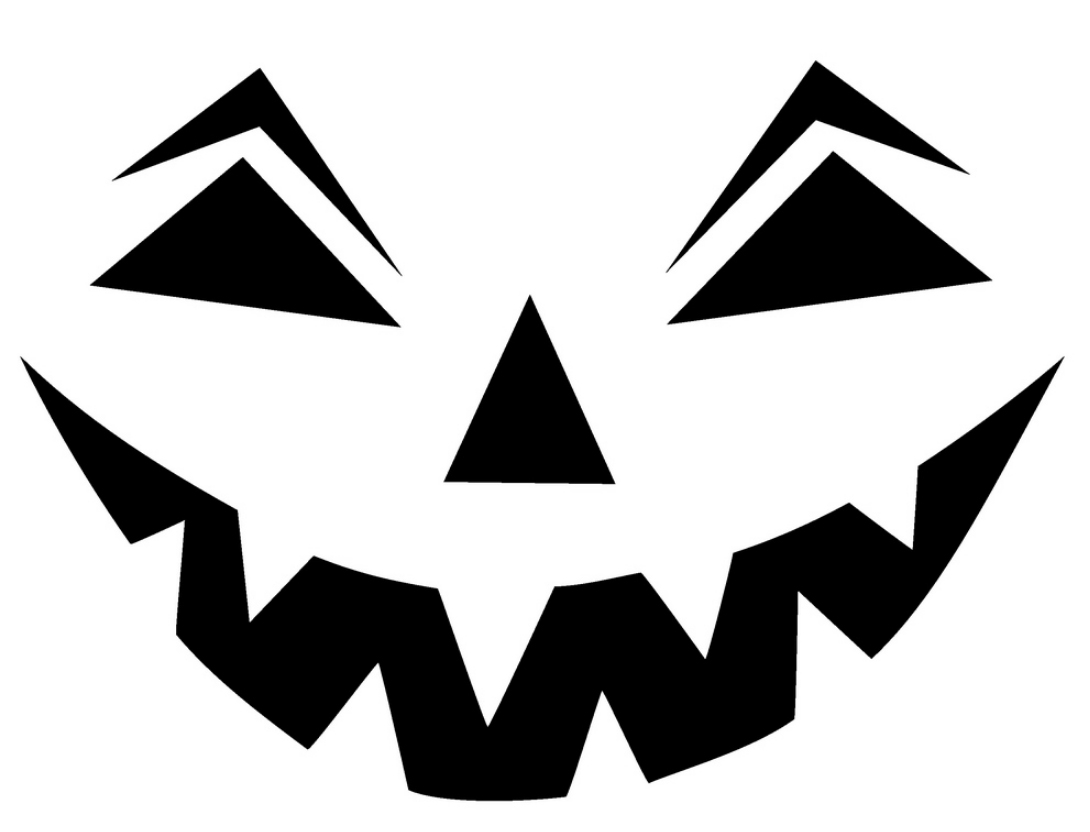 My Cosy Home Free Halloween Stencils To Print And Cut Out