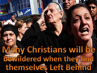 the left behind christian crying and weeping